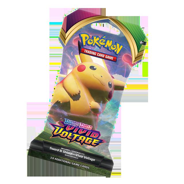 Pokémon Pokémon: Vivid Voltage Booster (Blister)