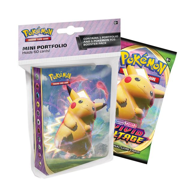 Pokémon: Vivid Voltage Mini Album