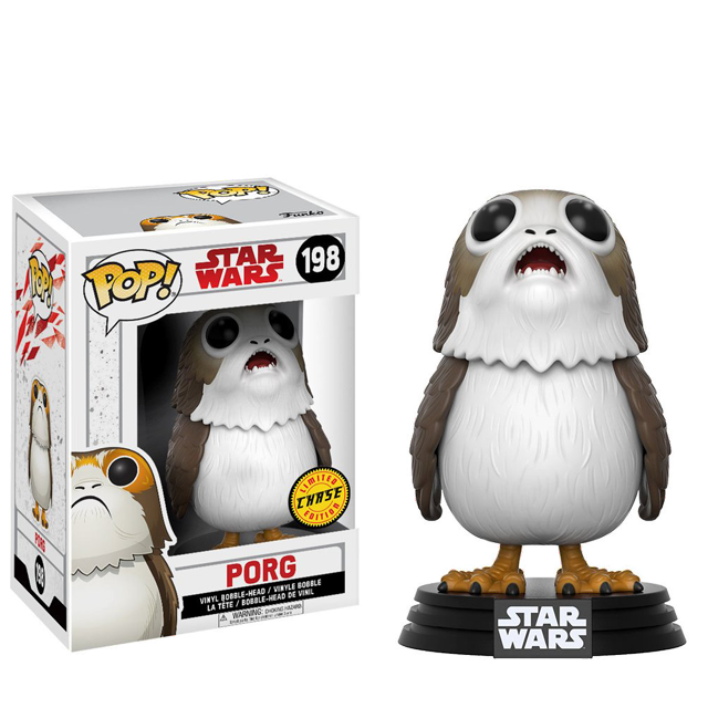 Figurka Funko POP! Porg - The Last Jedi CHASE