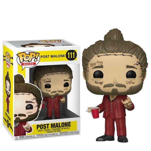 Figurka Funko POP! Post Malone