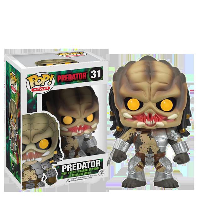 Figurka Funko POP! Predátor