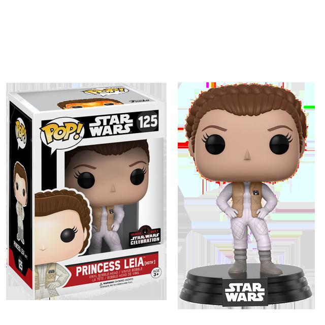 Figurka Funko POP! Princezna Leia Hoth
