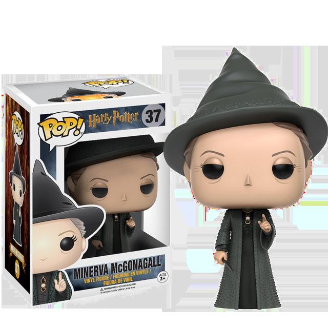 Figurka Funko POP! Profesorka McGonagall