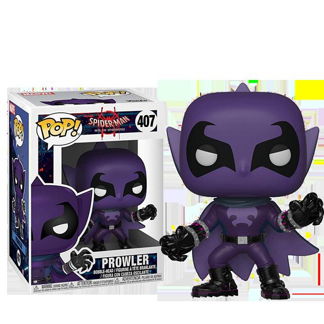 Figurka Funko POP! Prowler - Into the Spider-Verse