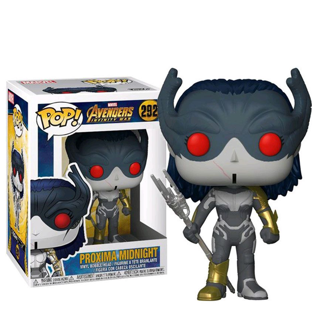 Figurka Funko POP! Proxima Midnight - Infinity War