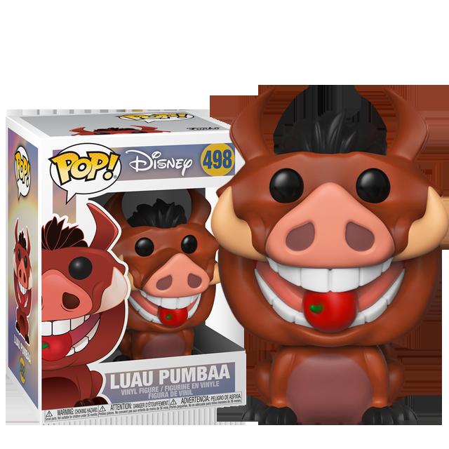 Figurka Funko POP Pumba - Lví král