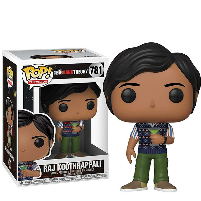 Figurka Funko POP Raj - Big Bang Theory
