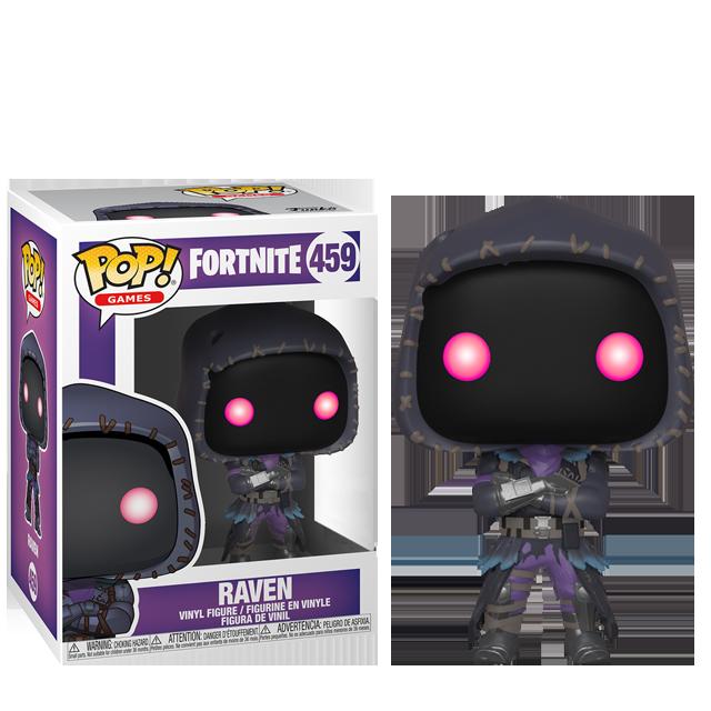 Figurka Funko POP! Raven