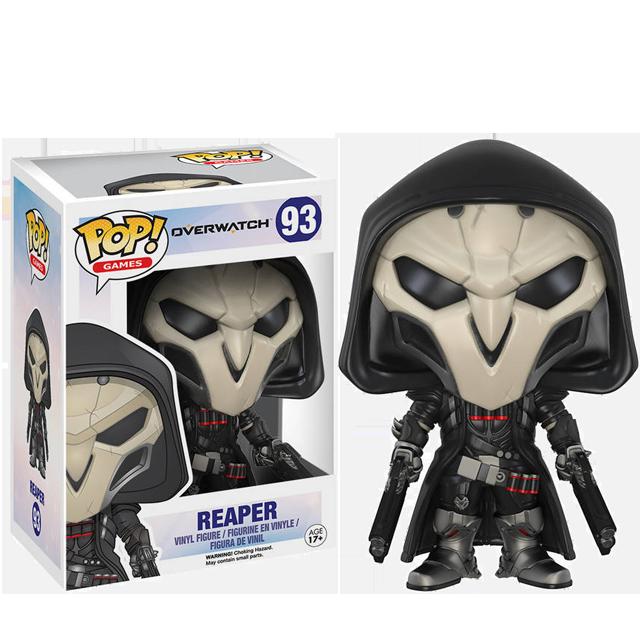 Figurka Funko POP! Reaper - Overwatch