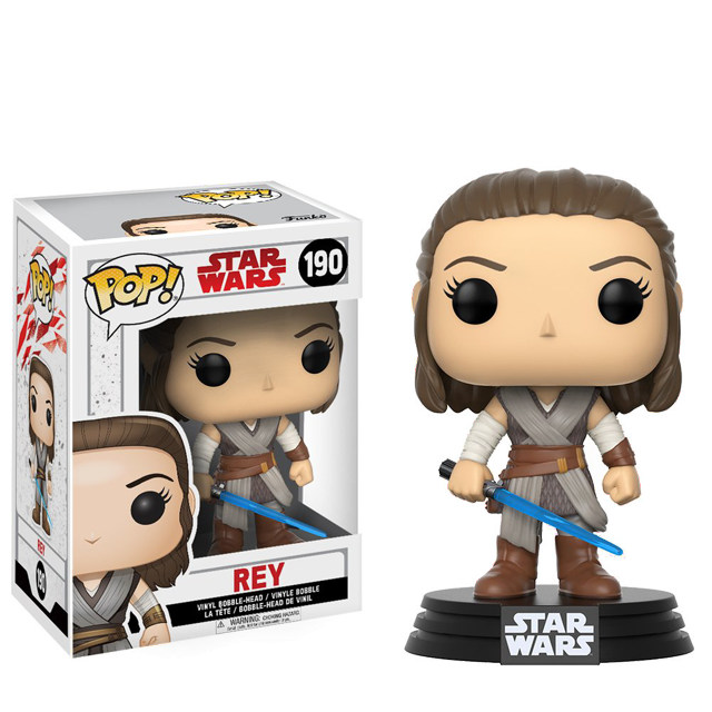 Figurka Funko POP! Rey - The Last Jedi