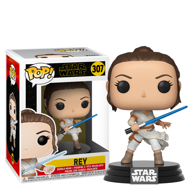 Figurka Funko POP Rey - The Rise of Skywalker