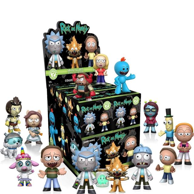 Rick a Morty - Blindbox