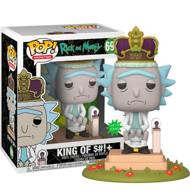 Rick King of Shit