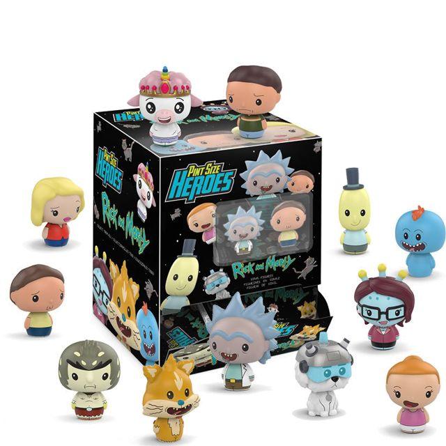 Rick & Morty - PINT SIZE Blindbox
