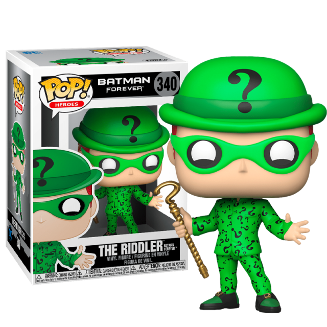 Funko POP Riddler - Batman Forever