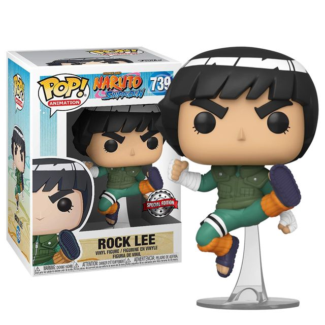 Rock Lee - Naruto