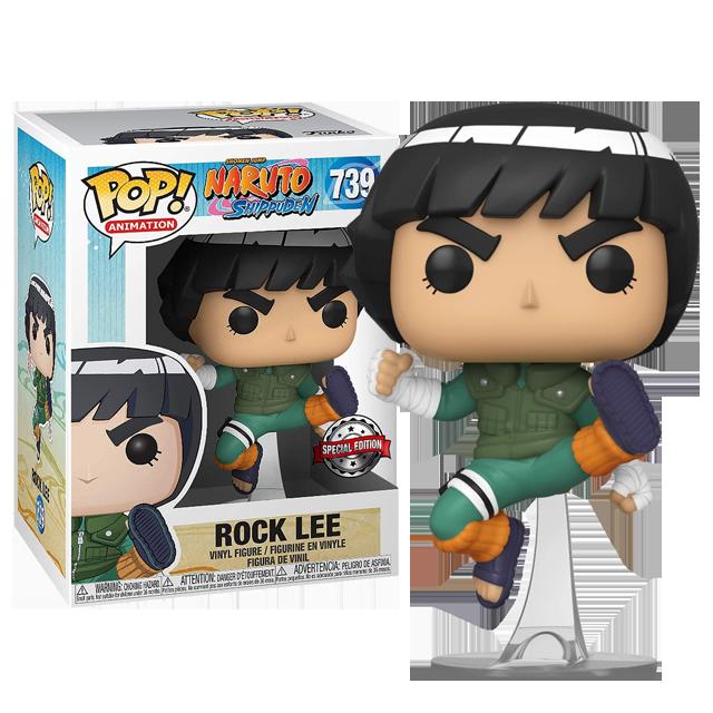 Funko POP Rock Lee - Naruto