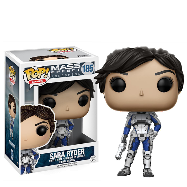 Figurka Funko POP! Sara Ryder - Mass Effect