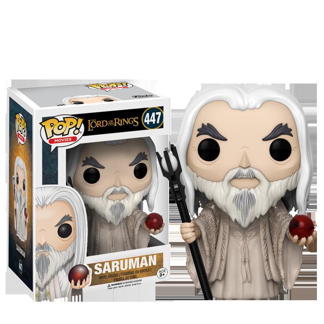 Figurka Funko POP! Saruman - Pán prstenů