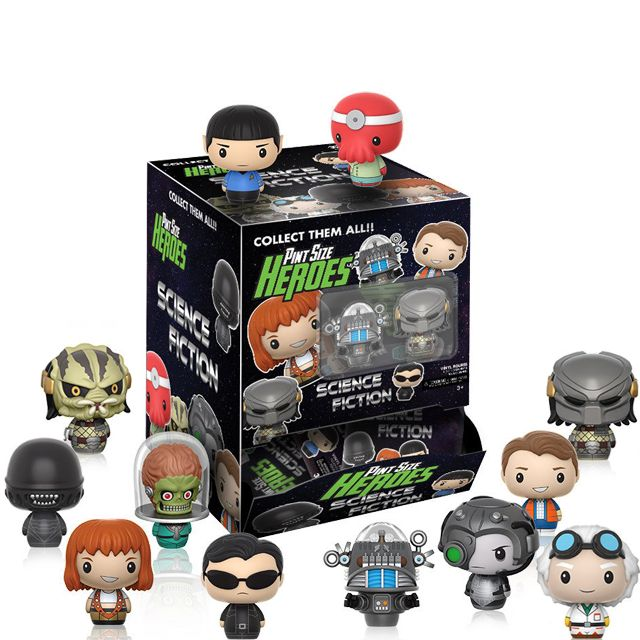 Science Fiction - PINT SIZE Blindbox