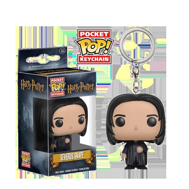 Pocket POP! Severus Snape - přívěsek na klíče