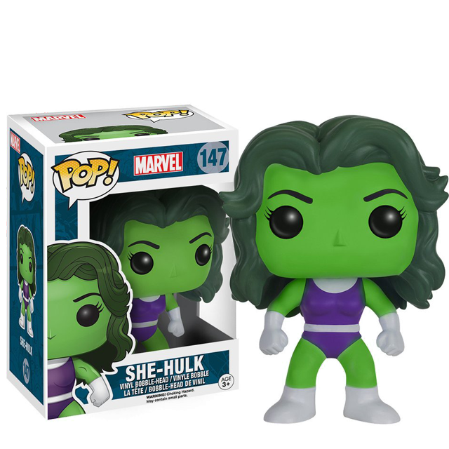 Figurka Funko POP! She Hulk