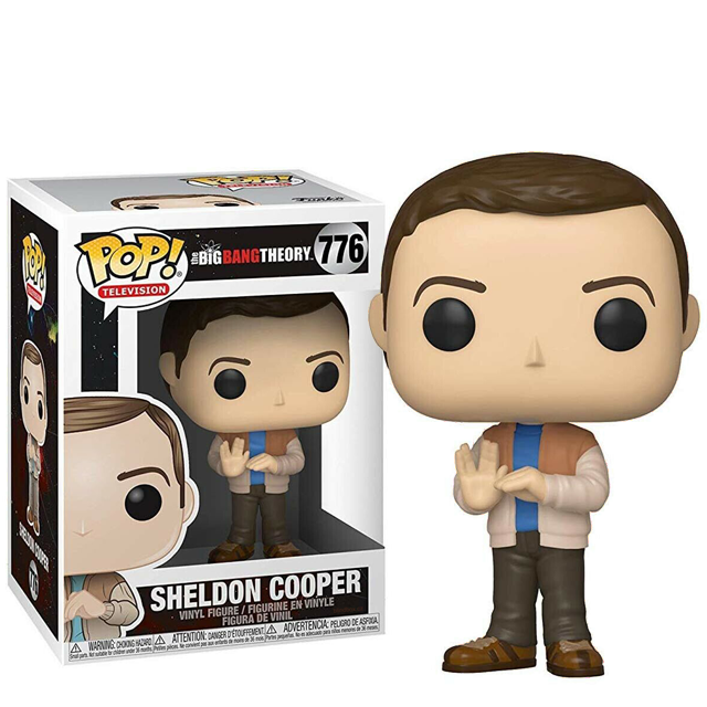 Figurka Funko POP Sheldon - Big Bang Theory