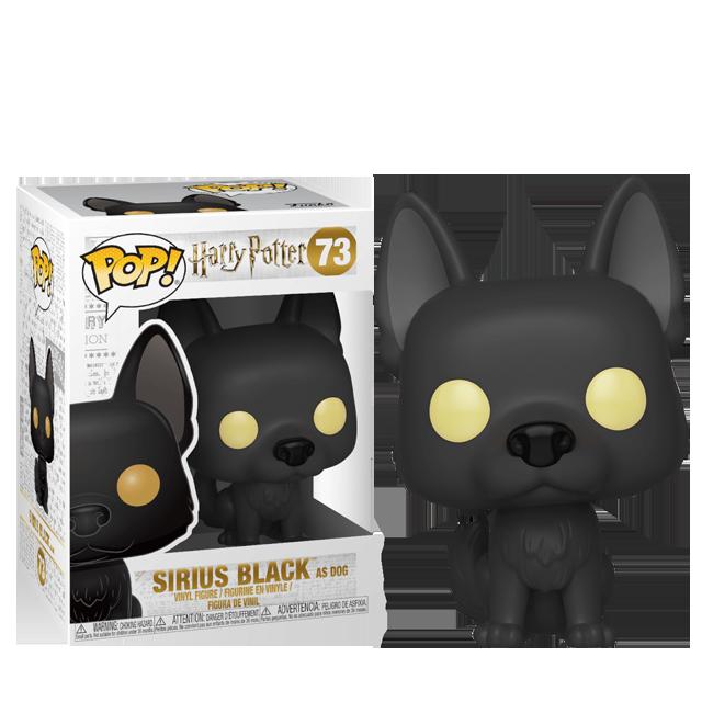 Funko POP Sirius Black - pes