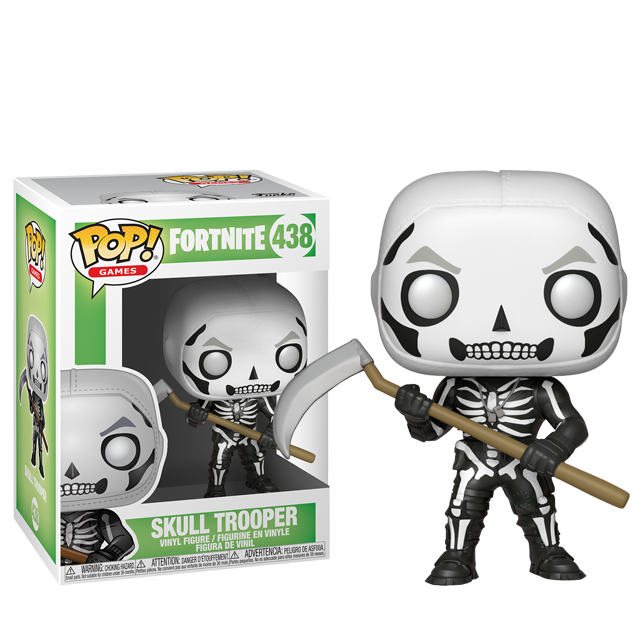 Figurka Funko POP Skull Trooper
