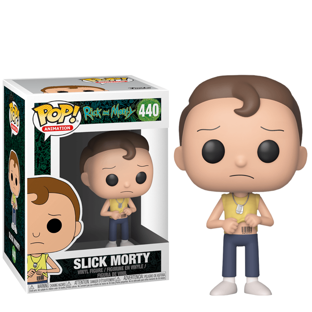 Figurka Funko POP! Slick Morty