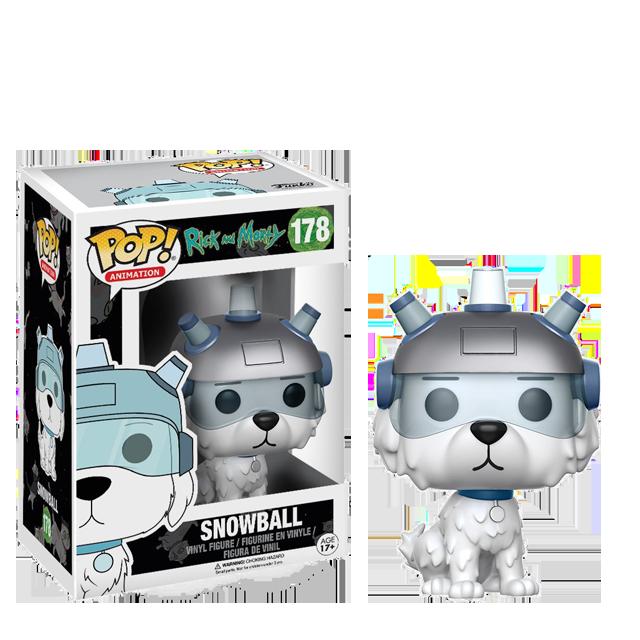 Figurka Funko POP! Snowball
