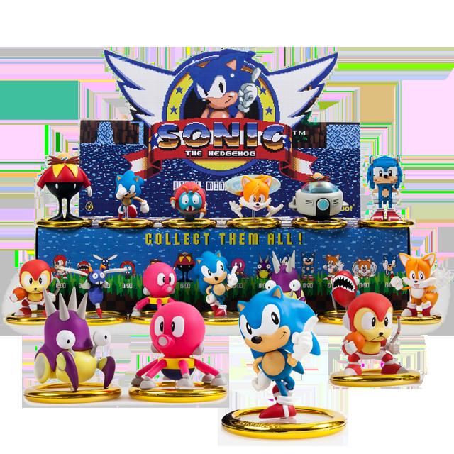 Kidrobot Sonic - Blindbox