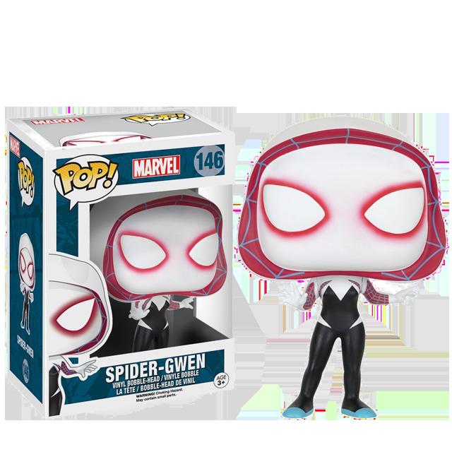 Figurka Funko POP! Spider-Gwen