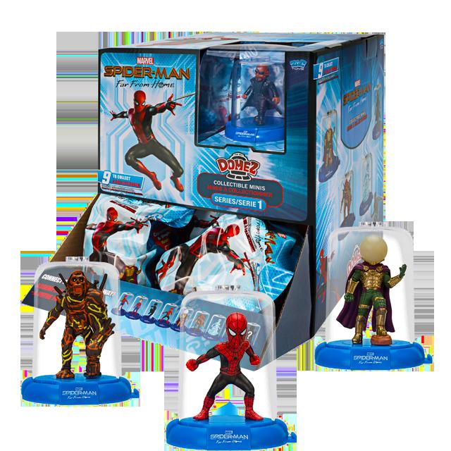 Domez Spider-Man Far From Home - Blindbag