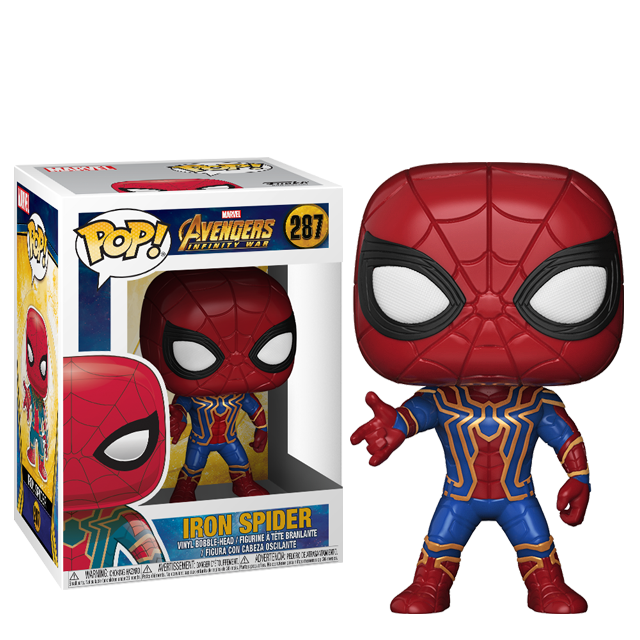 Figurka Funko POP! Spider-Man - Infinity War
