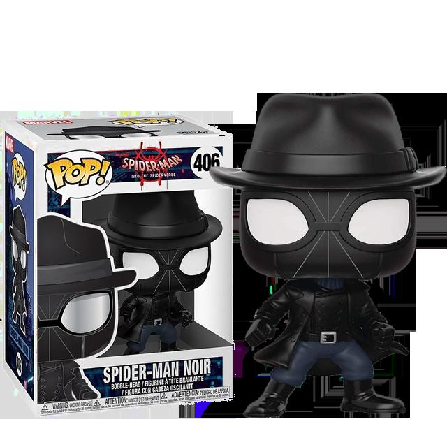 Figurka Funko POP! Spider-Man Noir - Into the Spider-Verse