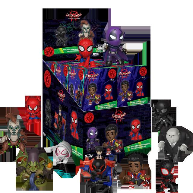 Figurky Mystery Minis Spider-Man: Paralelní světy - Blindbox