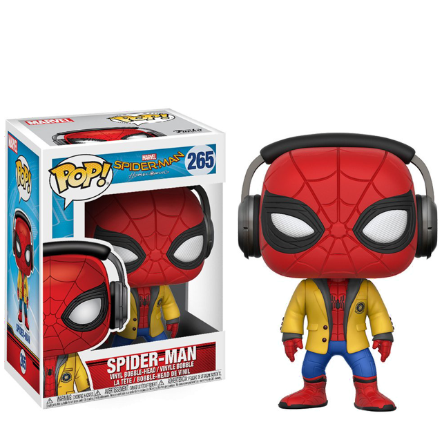 Figurka Funko POP! Spider-Man se sluchátky