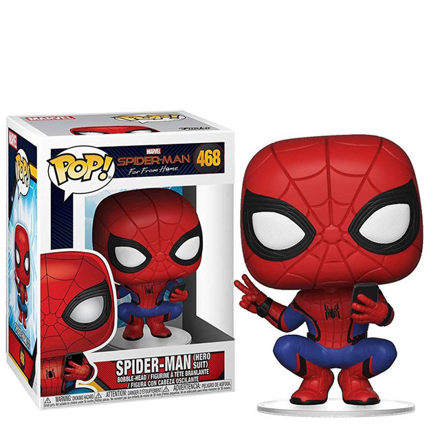 Figurka Funko POP! Spider-Man Selfie - Far From Home