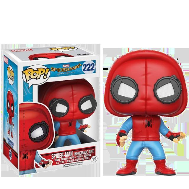 Figurka Funko POP! Spider-Man v převleku - Homecoming