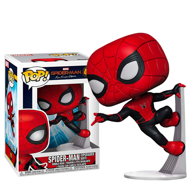 Funko POP Spider-Man Wall Suit - Far From Home