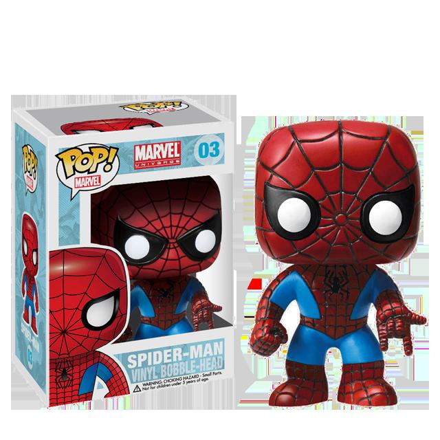 Figurka Funko POP Spider-Man