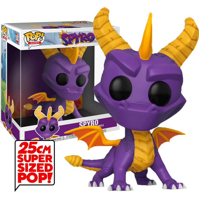 Figurka Funko POP Spyro 25cm