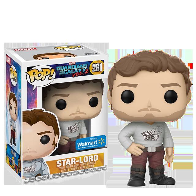 Figurka Funko POP! Star-Lord v triku