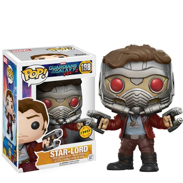 Star-Lord - Vol.2 CHASE