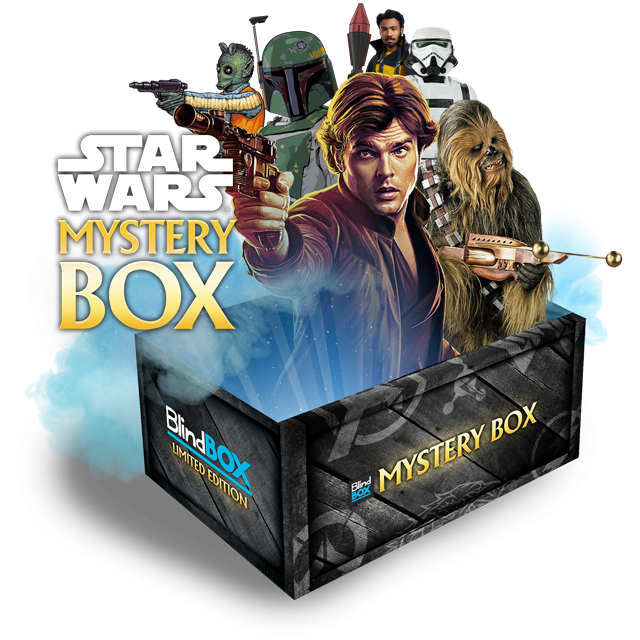 Blindbox Star Wars #3 - Mystery Box