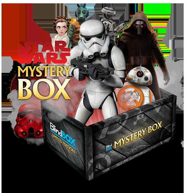 Blindbox Star Wars #4 Mystery Box