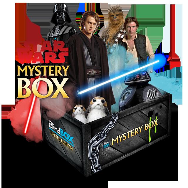Blindbox Star Wars #6 Mystery Box