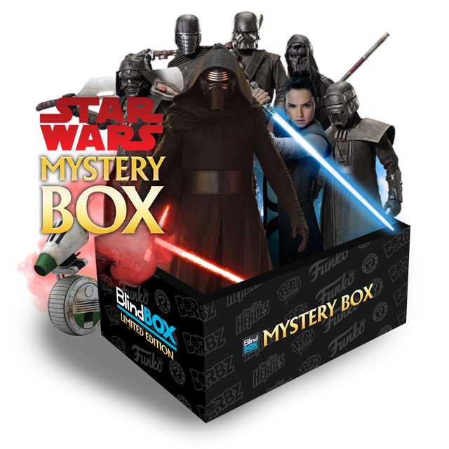 Blindbox Star Wars #8 Mystery Box