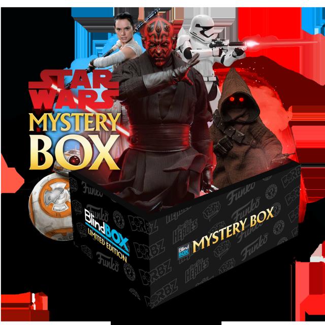 Blindbox Star Wars #9 Mystery Box